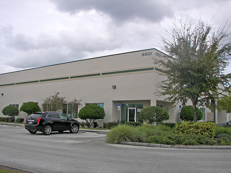 Industrial Space Tampa Bay