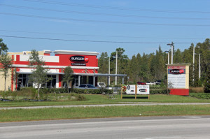 New Tampa Strip Center For Lease