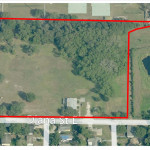 Aerial View - Charter School Land For Sale Tampa FL