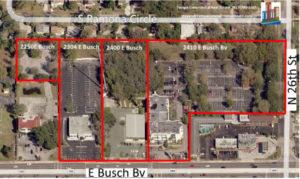 Aerial Busch Bv Assemblage